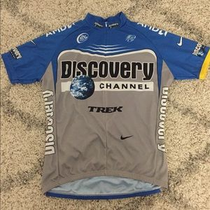 Nike Discovery Channel Cycling 🚴